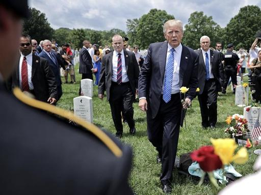 Trump: Americans Who Died in War Are 'Losers' and 'Suckers'?