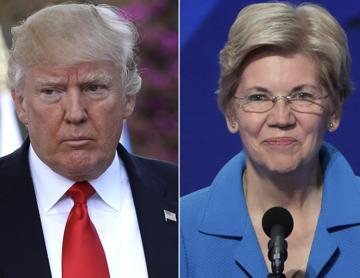 Trump Vs Warren?
