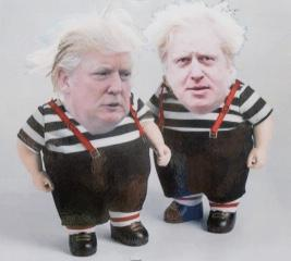 Johnson's actions deemed unlawful by UK Supreme Court, Trump next?