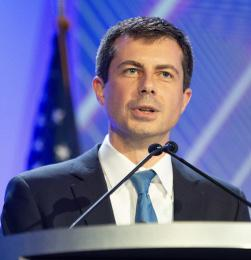 "Pete Buttigieg's Health Proposal, ""Medicare-for-all who want it"""