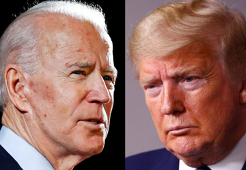 YOUR REALTIME VOTE-BIDEN VS TRUMP?