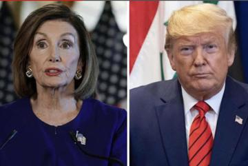 Pelosi vs Trump?