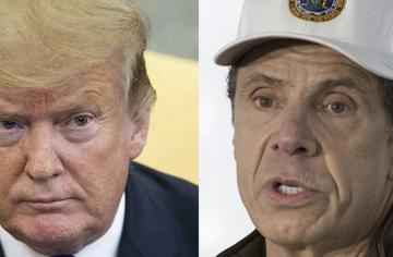 Who do you trust more, Trump or Cuomo?