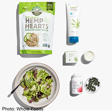 Food trends: Will you eat Hemp seeds?