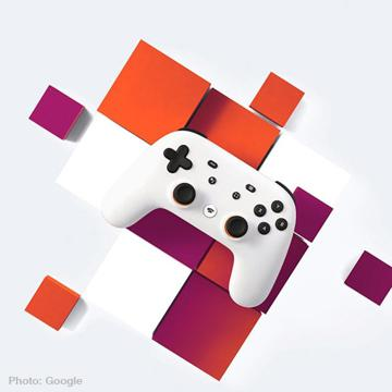 Google's Stadia cloud gamin service