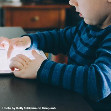 Screen time limit for toddlers?