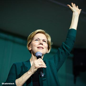 Will Warren win the democratic nomination?
